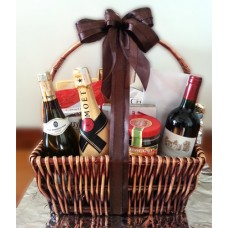 Luxury Trio Gift Basket